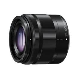 Panasonic LUMIX G VARIO 35-100mm Lens f/4-5.6 ASPH MEGA O.I.S. (Black) thumbnail