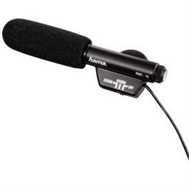 Hama 46116 RMZ-16 Zoom Stereo Microphone thumbnail