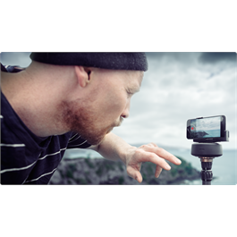Time-Lapse & Smooth Real-Time Motion