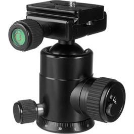 Designed to work with the Genie Motion Control Time Lapse Device, but can also be used with most tripods or monopods.