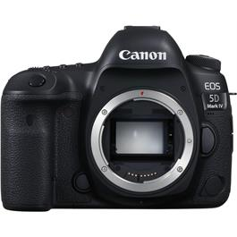 Canon EOS 5D Mark IV Digital SLR Camera Body thumbnail