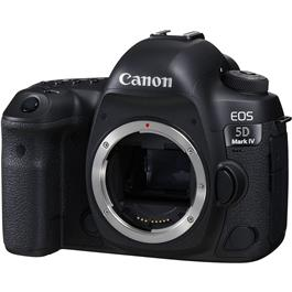 Canon EOS 5D Mark IV Digital SLR Camera Body Thumbnail Image 2