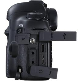 Canon EOS 5D Mark IV Digital SLR Camera Body Thumbnail Image 5