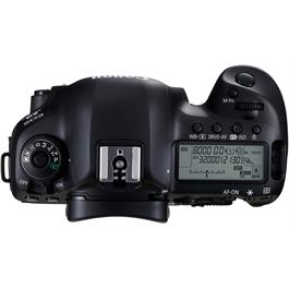 Canon EOS 5D Mark IV Digital SLR Camera Body Thumbnail Image 6