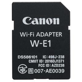 Canon W-E1 Wi-Fi Adapter thumbnail