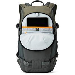 Lowepro Flipside Trek BP 250 AW (Grey/Dark Green)
