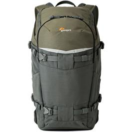 Lowepro Flipside Trek BP350 AW Grey/Green Backpack thumbnail