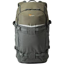 Lowepro Flipside Trek BP450 AW Grey/Green Backpack thumbnail