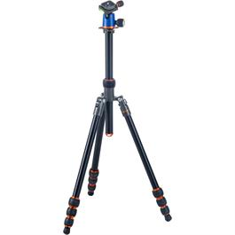 3 Legged Thing Punks Travis Aluminium Travel Tripod with Airhed Neo Ball Head Kit thumbnail