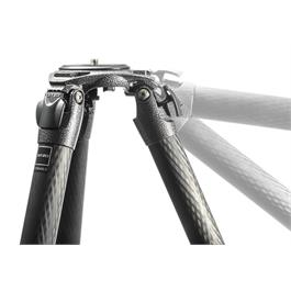 GT3543LS 4 Section Series 3 Systematic Carbon Fibre Tripod