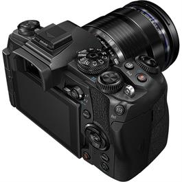 Olympus OM-D E-M1 Mark II Top Angle