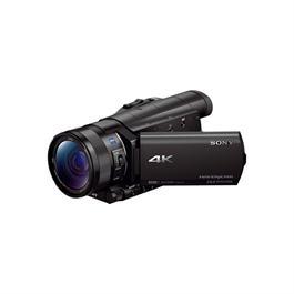 Sony FDR-AX100 4k Camcorder thumbnail