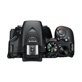 Nikon D5600 Body Top