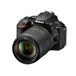 Nikon D5600 18-140 VR Kit Front Angle