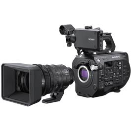 Sony FS7 Mark II Kit - Front Angle Lens Unattached