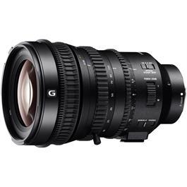 Sony FS7 Mark II Kit - Lens Front Angle