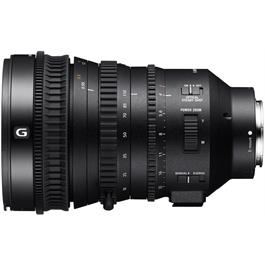 Sony FS7 Mark II Kit - Lens Side