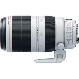 EF 100-400mm f4.5-5.6L IS II USM Lens Side