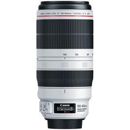 EF 100-400mm f4.5-5.6L IS II USM Lens Top