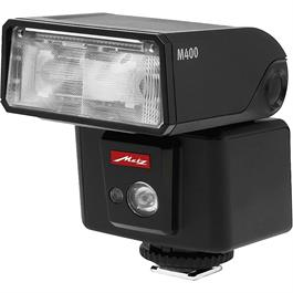 Metz mecablitz M400 Flashgun for Fuji thumbnail