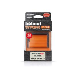 Hahnel Extreme HLX-EL15HP Battery Replacement for EN-EL15 thumbnail