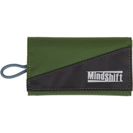 MindShift Gear CF Card-Again Memory Card Wallet GreenStone thumbnail