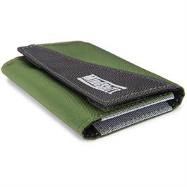 Card-Again CF Memory Card Wallet GreenStone