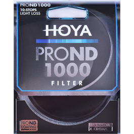 Hoya Pro ND 1000 77mm Filter (10 Stops) thumbnail