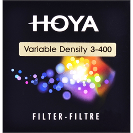 Hoya 58mm Variable ND Filter thumbnail