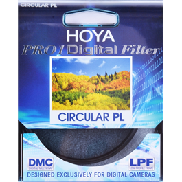 Hoya Pro-1D 77mm Circular Polarising Filter thumbnail