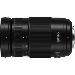 LUMIX G VARIO 100-300mm  F4.0-5.6 II Side 1
