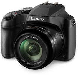 Panasonic Lumix FZ82 Bridge Camera - Black thumbnail
