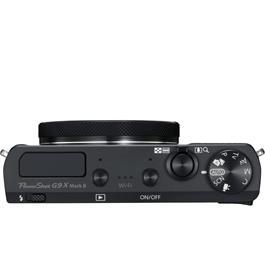 PowerShot G9 X II Black Top