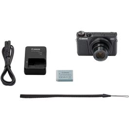 PowerShot G9 X II Black Accessories