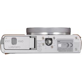 PowerShot G9 X II Silver Bottom