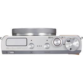 PowerShot G9 X II Silver Top