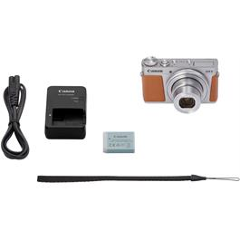 PowerShot G9 X II Silver Accessories