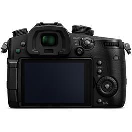 Panasonic Lumix GH5 Leica 12-60 Kit Back