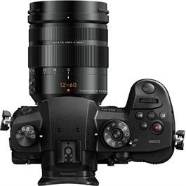 Panasonic Lumix GH5 Leica 12-60 Kit Top