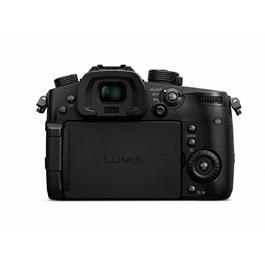 Panasonic Lumix GH5 Lumix 12-60 Kit Back with Screen Closed