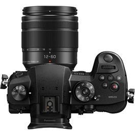 Panasonic Lumix GH5 Lumix 12-60 Kit Top
