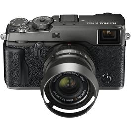 Fujifilm X-Pro2 Graphite Silver with 23mm 1.4 Top Angle with Hood
