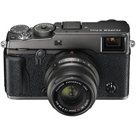 Fujifilm X-Pro2 Graphite Silver with 23mm 1.4 Top Angle