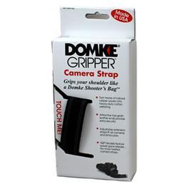 "Domke 1"" Gripper Camera Strap with Swivel Black thumbnail"