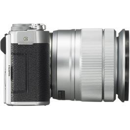 Fujifilm X-A10 with XC 16-50mm f/3.5-5.6 OIS II Side