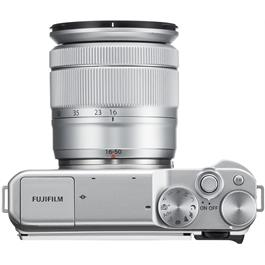 Fujifilm X-A10 with XC 16-50mm f/3.5-5.6 OIS II Top