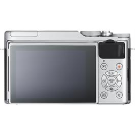 Fujifilm X-A10 with XC 16-50mm f/3.5-5.6 OIS II Back