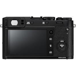 Fujifilm X100F Black Back