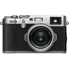 Fujifilm X100F Silver Front