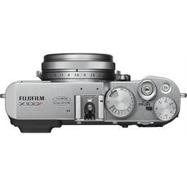 Fujifilm X100F Silver Top